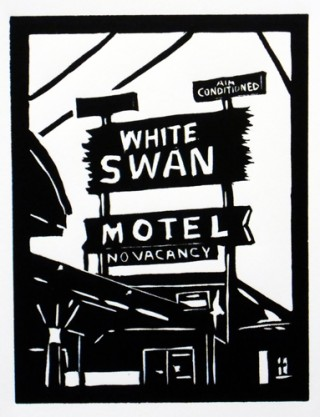 White Swan Motel Colfax Denver
