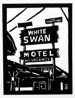 White Swan Motel Colfax Denver